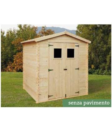 Casetta in legno 22